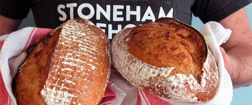 Stoneham Bakehouse: raising the dough for a community bakery