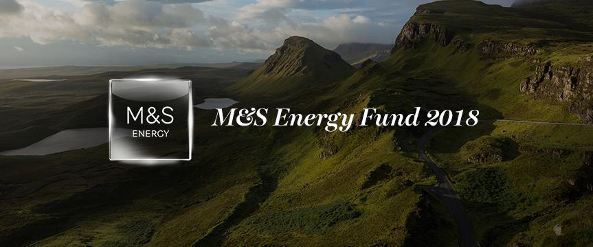 M&S Energy Fund 2018: Meet The Winners