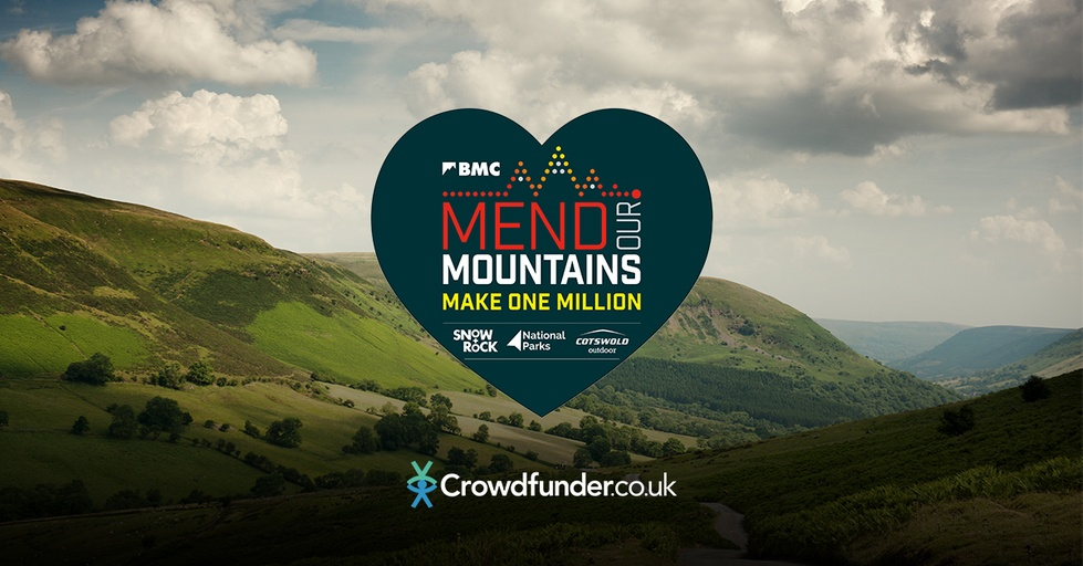 £150,000 drive to Mend Our Mountains