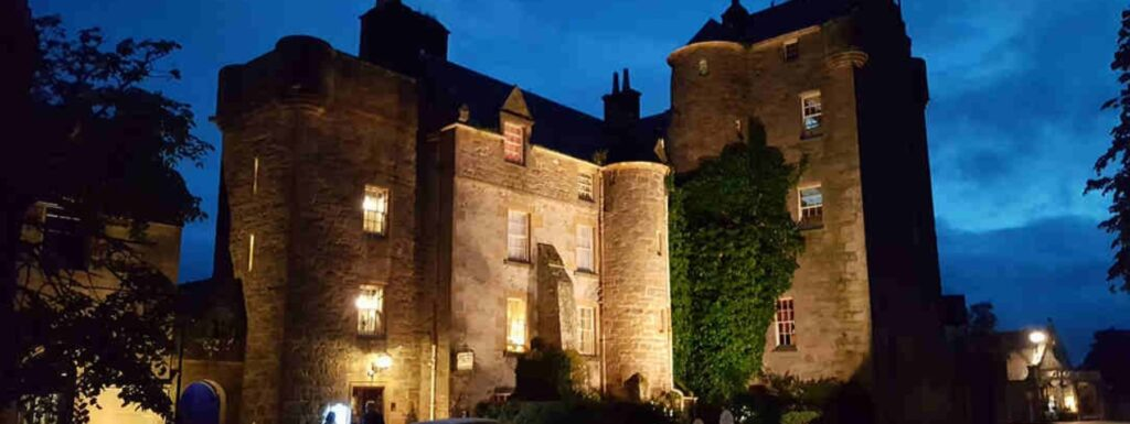 Donarch castle