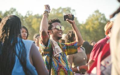 Saving festivals on Crowdfunder