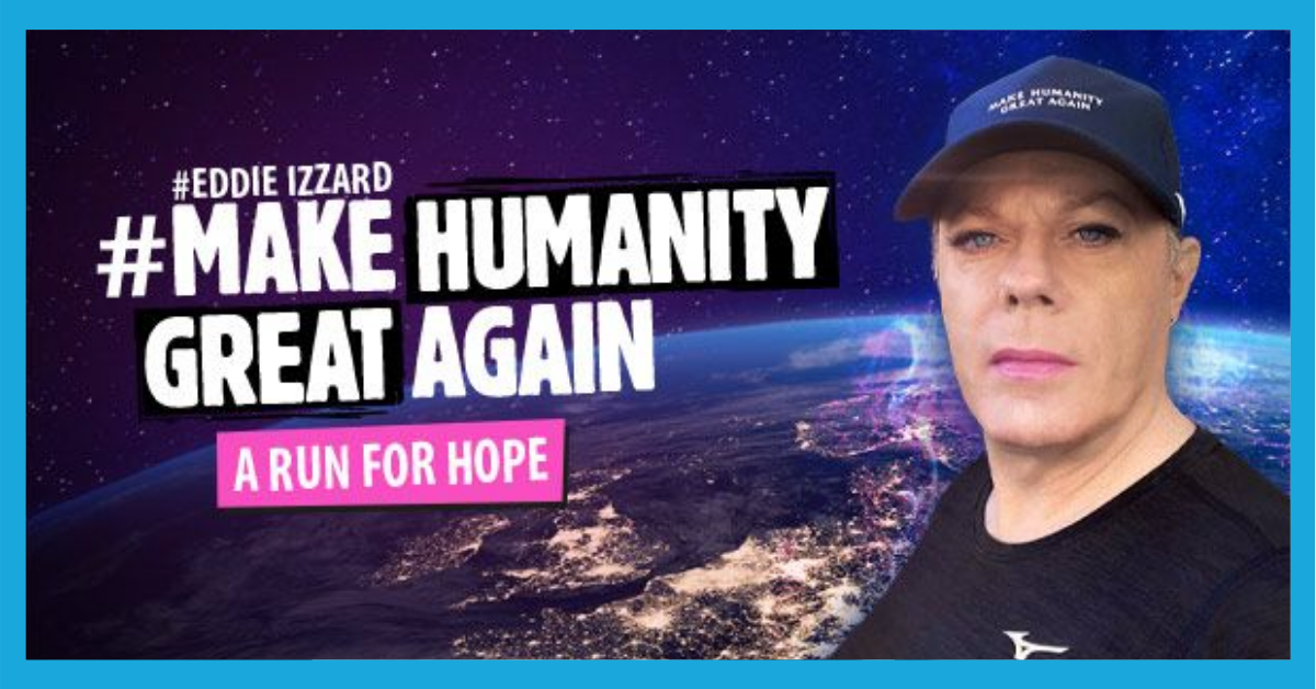 #InspirationMonday: Make Humanity Great Again