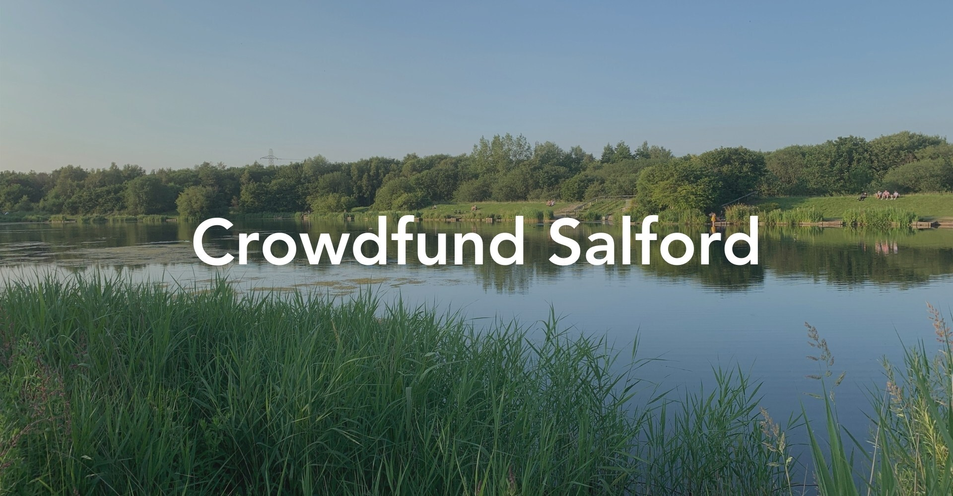 Salford launches new crowdfunder initiative