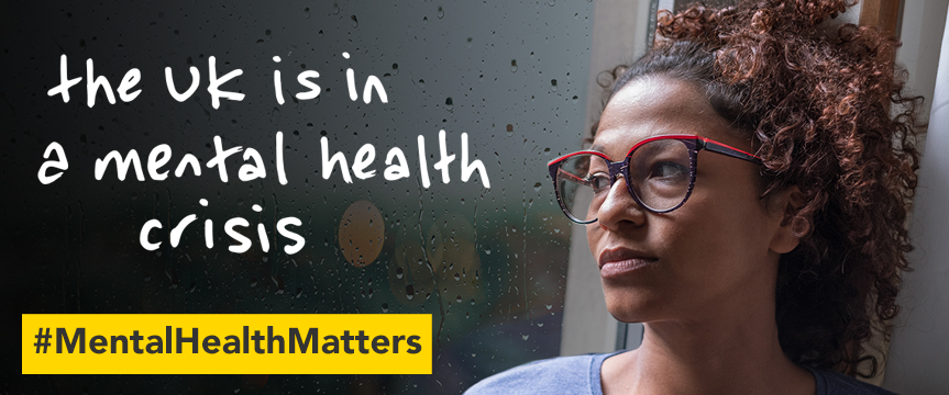 Mental Health Matters – Join our national crowdfunding campaign today for a brighter tomorrow