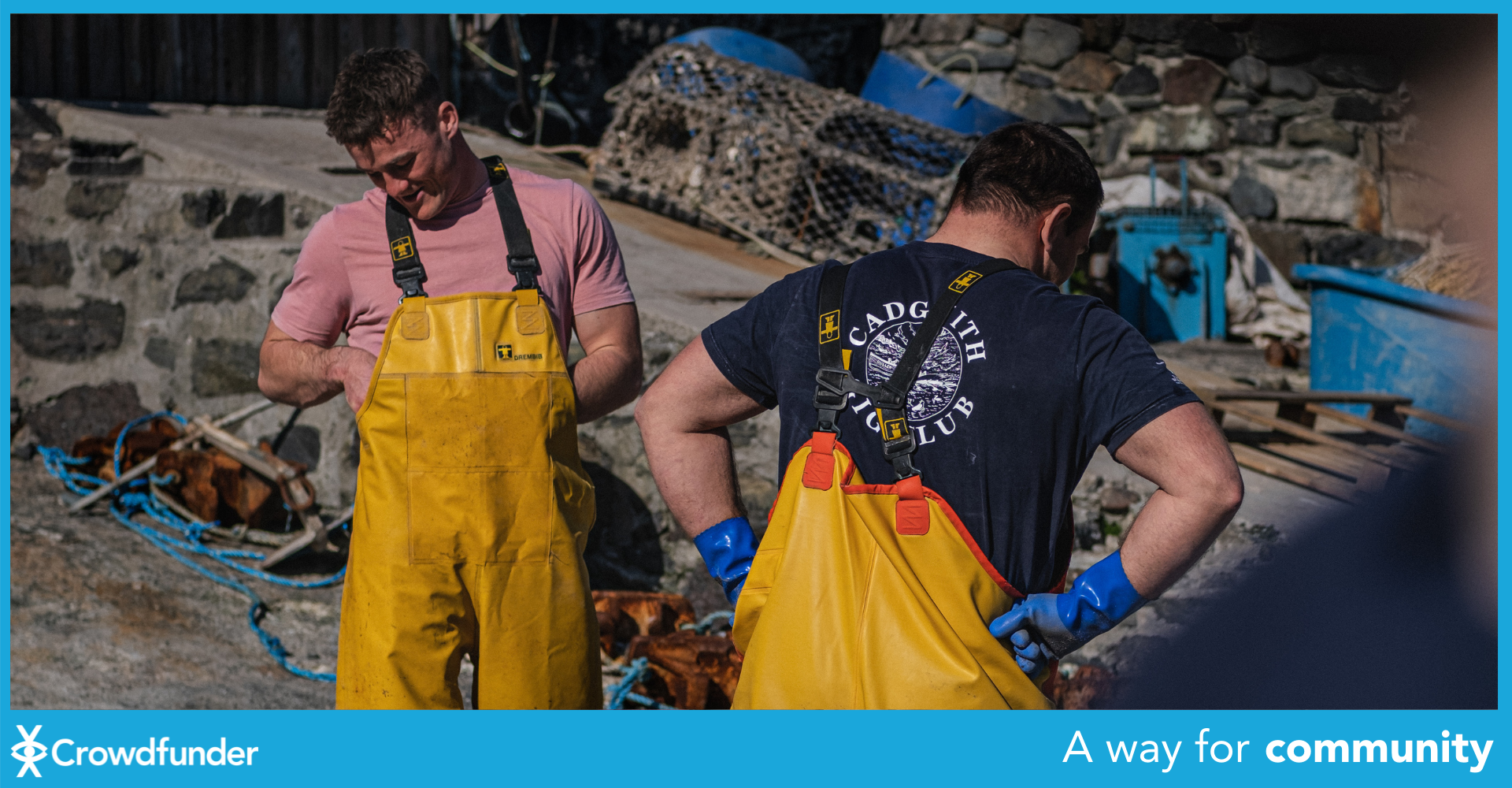 We have a way: the fishermen of Cadgwith