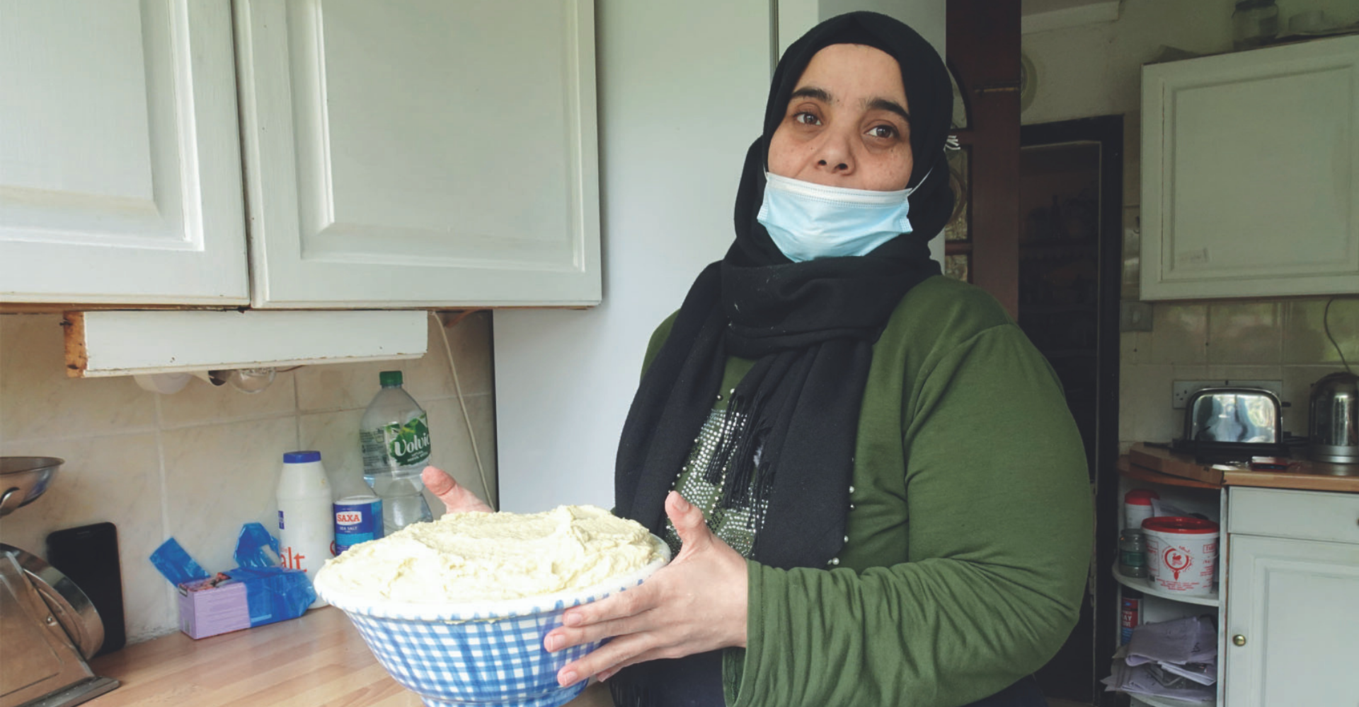 Refugee Cafe: breaking down the barriers